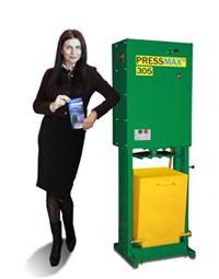 Пресс для утилизации медицинских отходов PRESSMAX™ 305