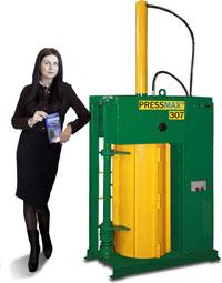 Пресс для утилизации медицинских отходов PRESSMAX™ 307
